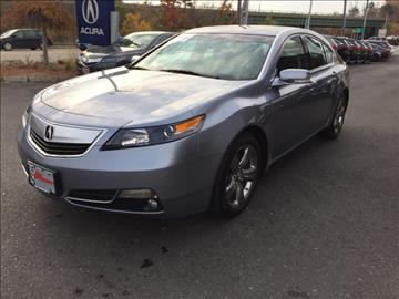 2012 Acura TL for sale in Auburn, MA
