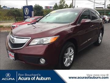 2013 Acura RDX for sale in Auburn, MA