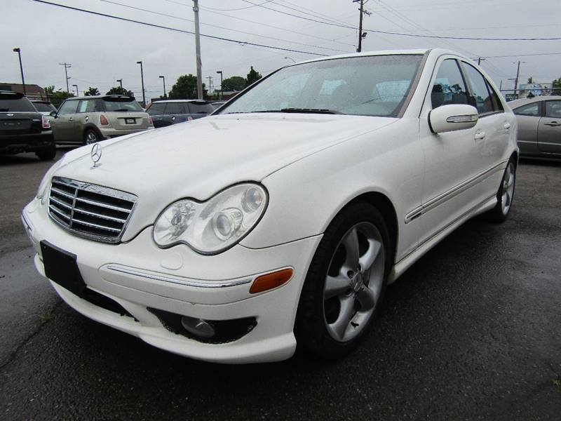 2005 Mercedes Benz C Class For Sale At CASCADE CAR CONNECTION In Aumsville  OR