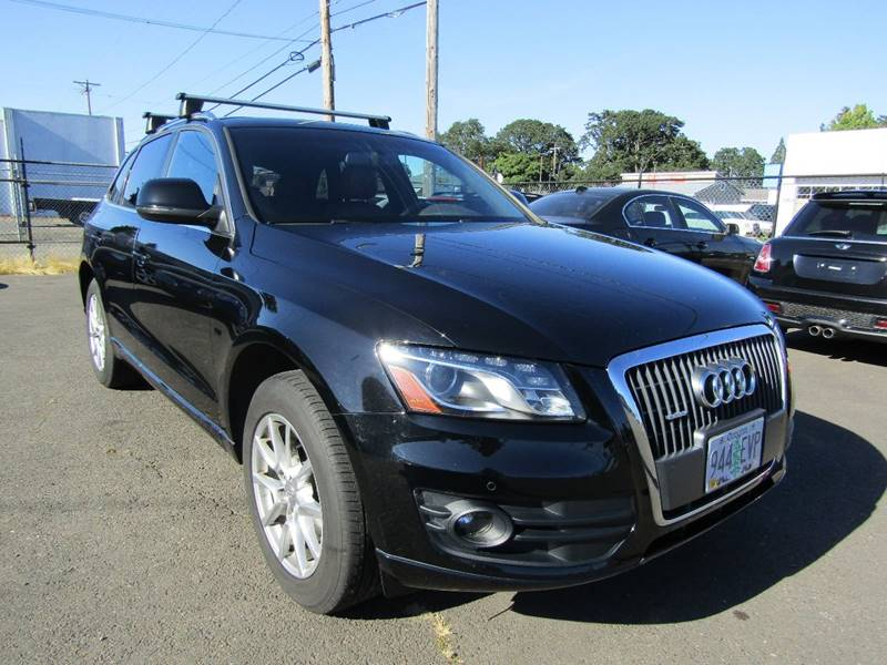 2011 Audi Q5 For Sale At CASCADE CAR CONNECTION In Salem OR