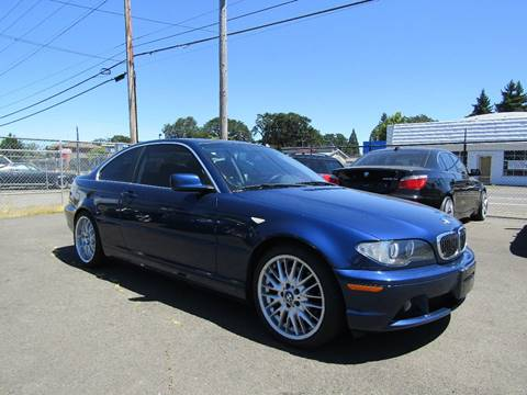 2004 BMW 3 Series for sale in Salem, OR