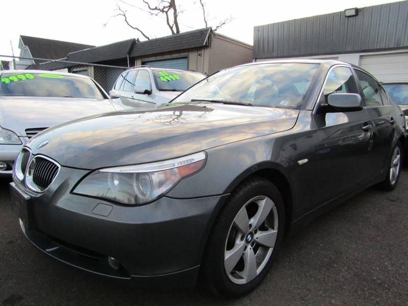 2007 BMW 5 Series For Sale At CASCADE CAR CONNECTION In Salem OR