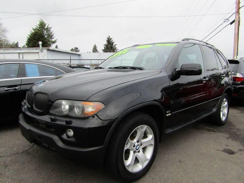 2005 BMW X5 3.0i In Aumsville OR - CASCADE CAR CONNECTION