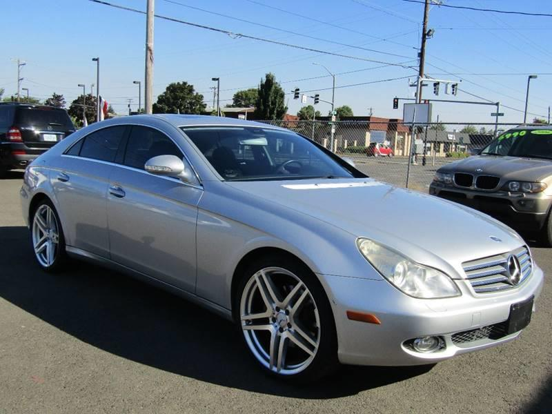 Attractive 2006 Mercedes Benz CLS For Sale At CASCADE CAR CONNECTION In Aumsville OR