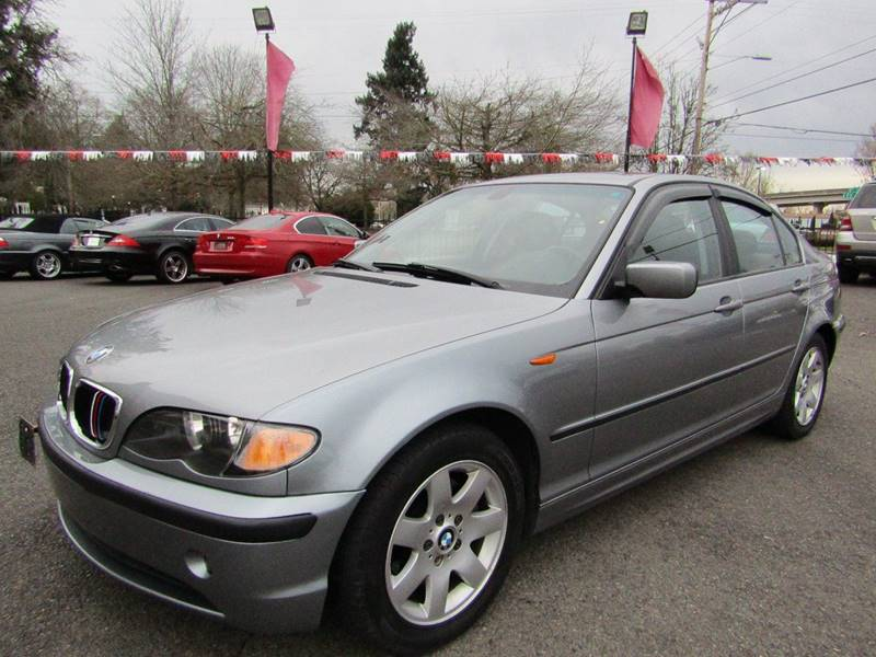 2004 Bmw 3 Series 325i In Salem Or Cascade Car Connection