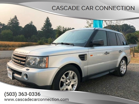 2006 Land Rover Range Rover Sport for sale in Aumsville, OR