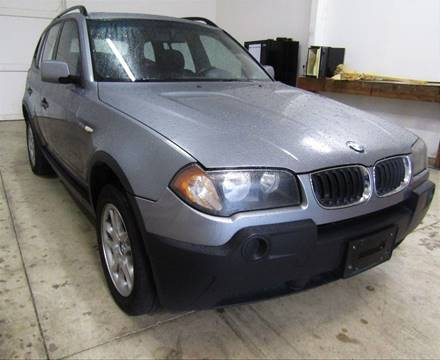 2004 BMW X3 for sale in Aumsville, OR