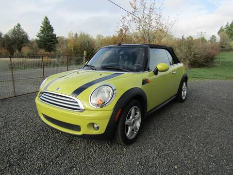 2010 MINI Cooper for sale in Aumsville, OR