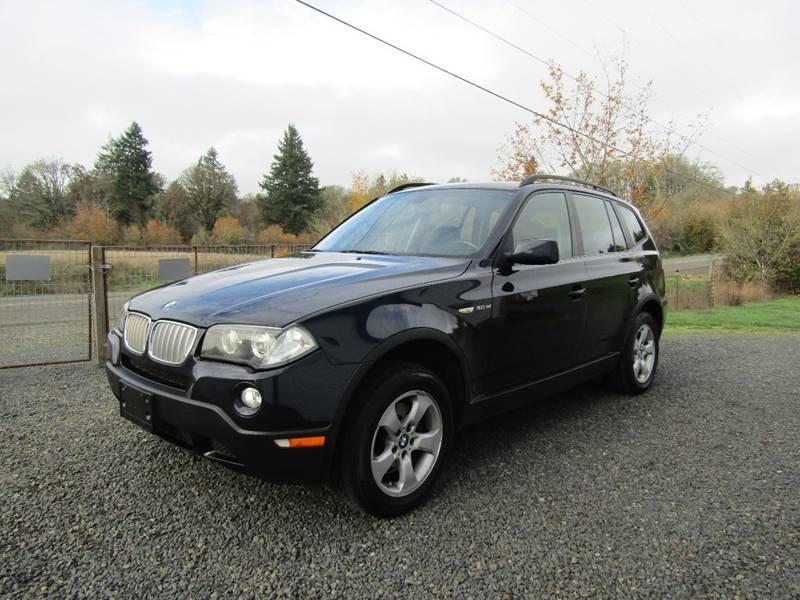 2007 BMW X3 3.0si In Salem OR - CASCADE CAR CONNECTION