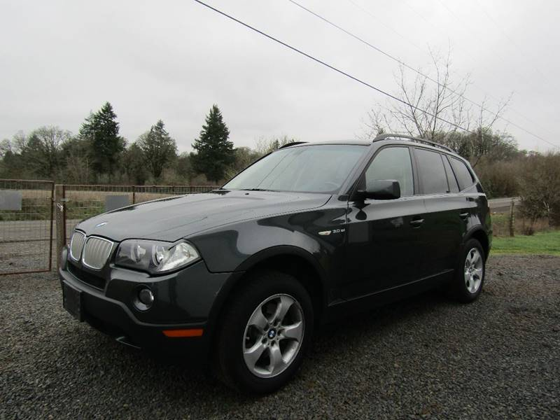 2007 BMW X3 3.0si In Aumsville OR - CASCADE CAR CONNECTION