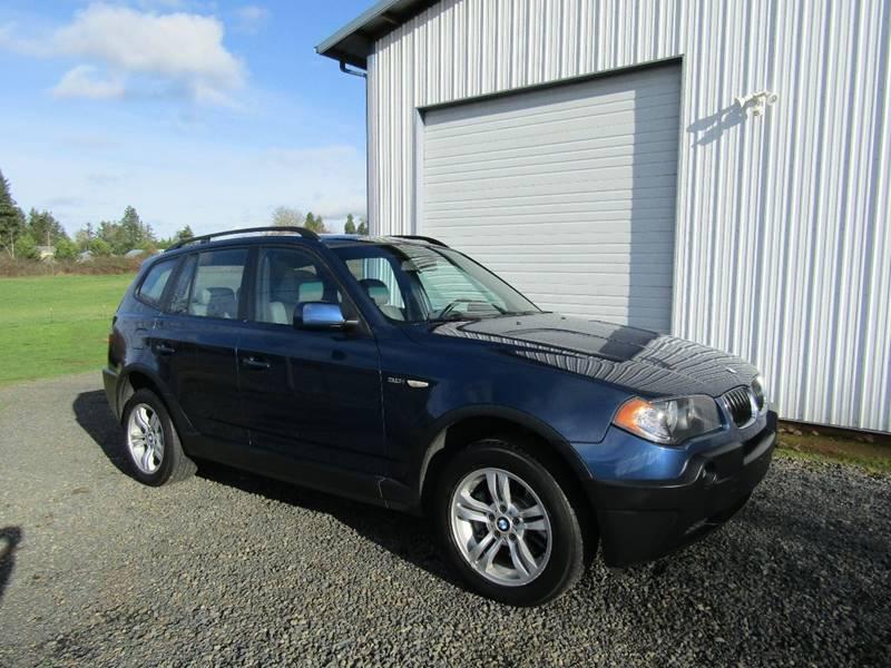 2005 BMW X3 3.0i In Salem OR - CASCADE CAR CONNECTION