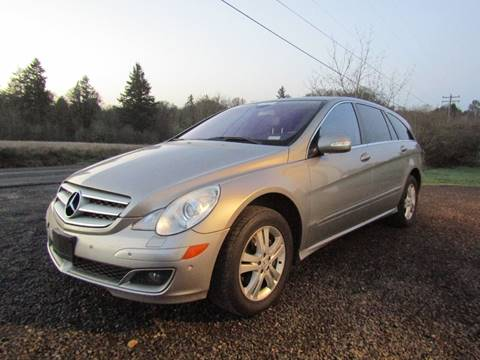 2006 Mercedes-Benz R-Class for sale in Aumsville, OR