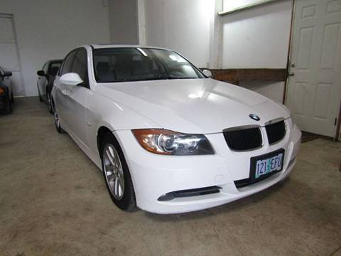 2007 BMW 3 Series for sale in Aumsville, OR