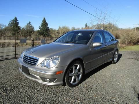 2007 Mercedes-Benz C-Class for sale in Aumsville, OR