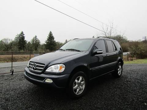 2002 Mercedes-Benz M-Class for sale in Aumsville, OR