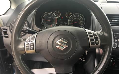 2010 Suzuki SX4 Sport