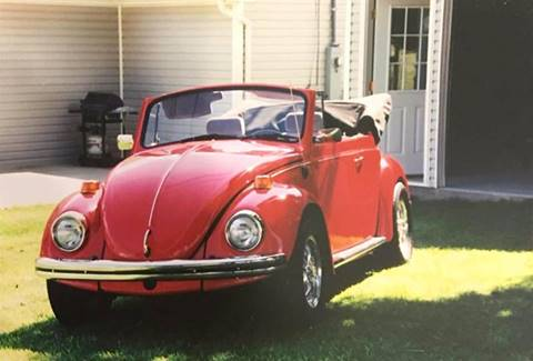 1969 Volkswagen Beetle Convertible for sale in Lawrenceburg, KY