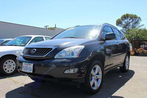 2008 Lexus RX 350 for sale in Vallejo CA