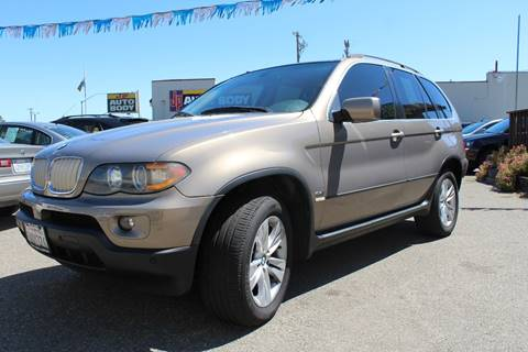 2005 BMW X5 for sale in Vallejo CA