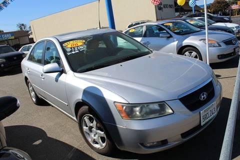 2006 Hyundai Sonata for sale in Vallejo CA