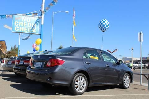2009 Toyota Corolla for sale in Vallejo, CA