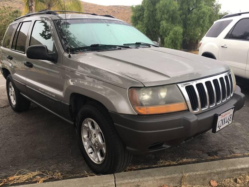 2001 Jeep Grand Cherokee 4dr Laredo 4WD SUV - San Luis Obispo CA