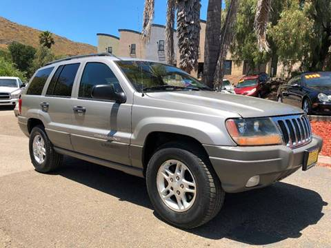 2002 Jeep Grand Cherokee for sale at HEILAND AUTO SALES in Oceano CA