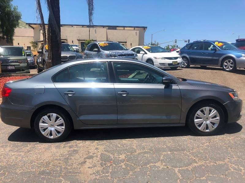 Volkswagen San Luis Obispo >> 2013 Volkswagen Jetta Se Pzev 4dr Sedan 6a W Convenience And