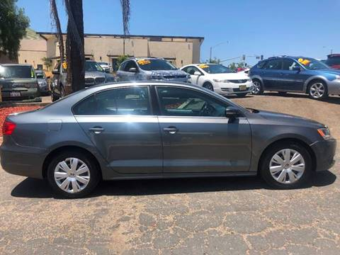 2013 Volkswagen Jetta for sale at HEILAND AUTO SALES in Oceano CA