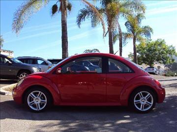 2005 Volkswagen New Beetle for sale in San Luis Obispo, CA
