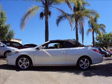 2006 Toyota Camry Solara for sale in San Luis Obispo, CA