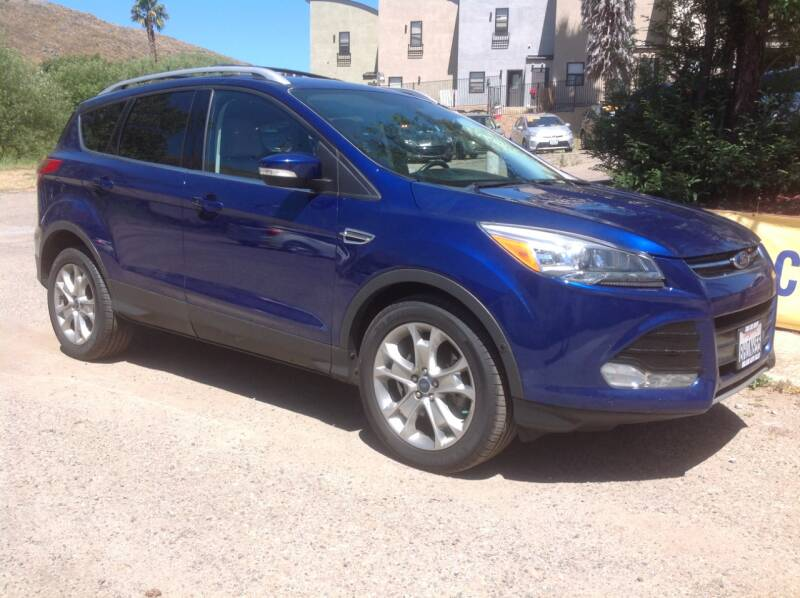 2014 Ford Escape for sale at HEILAND AUTO SALES in Oceano CA