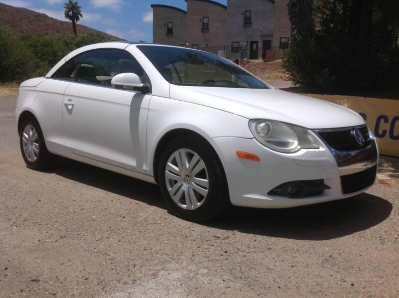 2007 Volkswagen Eos for sale at HEILAND AUTO SALES in Oceano CA