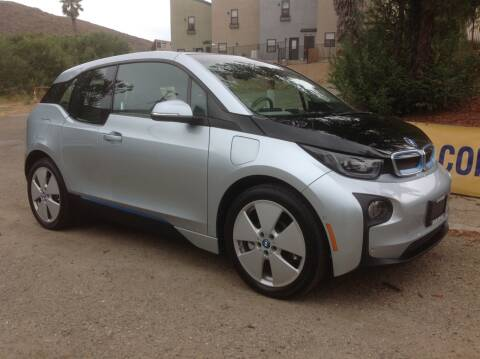 2014 BMW i3 for sale at HEILAND AUTO SALES in Oceano CA