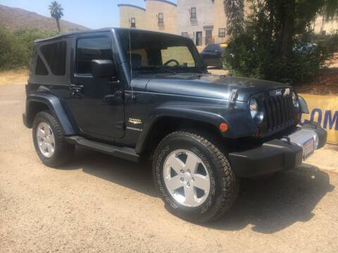 2008 Jeep Wrangler for sale at HEILAND AUTO SALES in Oceano CA