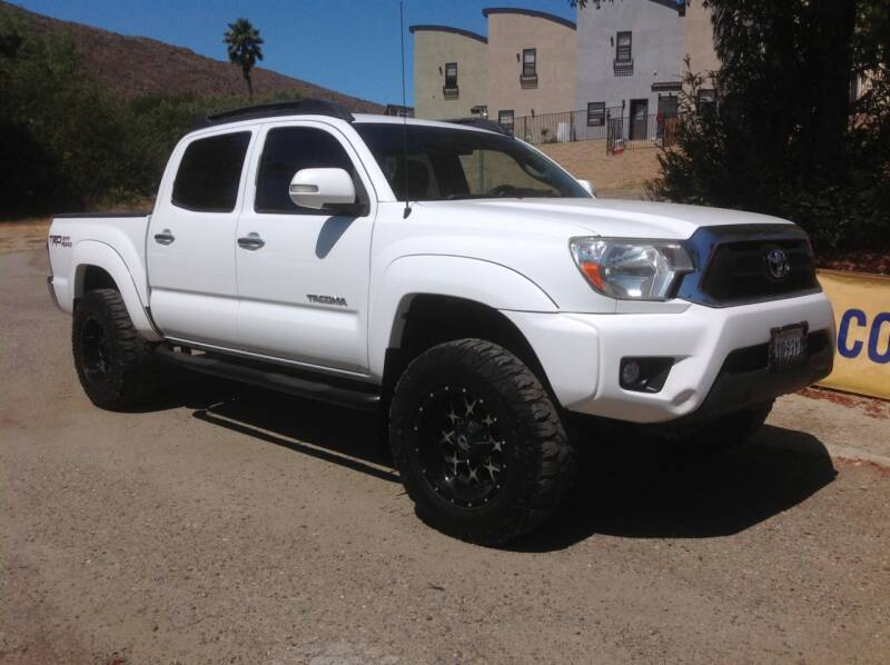 2014 Toyota Tacoma for sale at HEILAND AUTO SALES in Oceano CA