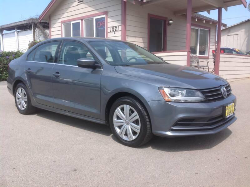 2017 Volkswagen Jetta for sale at HEILAND AUTO SALES in Oceano CA