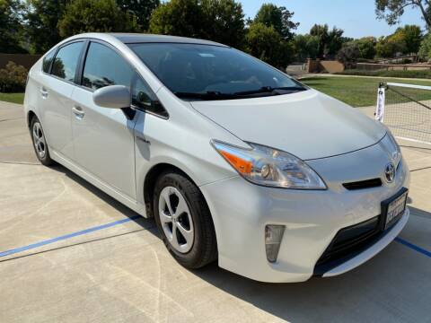 2013 Toyota Prius for sale at HEILAND AUTO SALES in Oceano CA