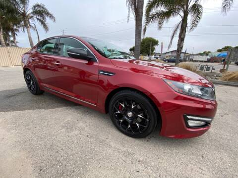 2013 Kia Optima for sale at HEILAND AUTO SALES in Oceano CA