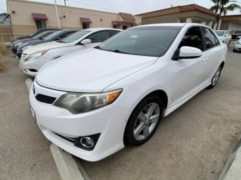 2013 Toyota Camry for sale at HEILAND AUTO SALES in Oceano CA