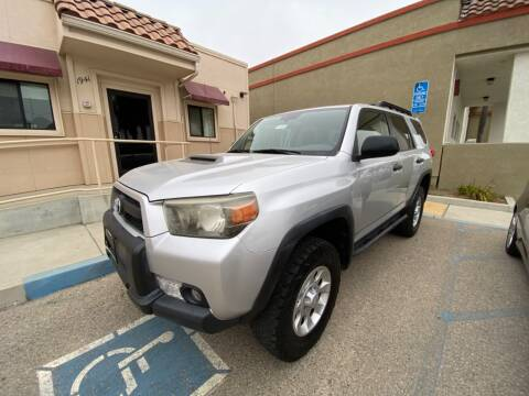 2011 Toyota 4Runner for sale at HEILAND AUTO SALES in Oceano CA