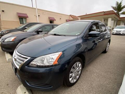 2015 Nissan Sentra for sale at HEILAND AUTO SALES in Oceano CA