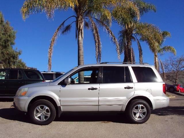 2004 Honda Pilot EX 4WD 4dr SUV - San Luis Obispo CA