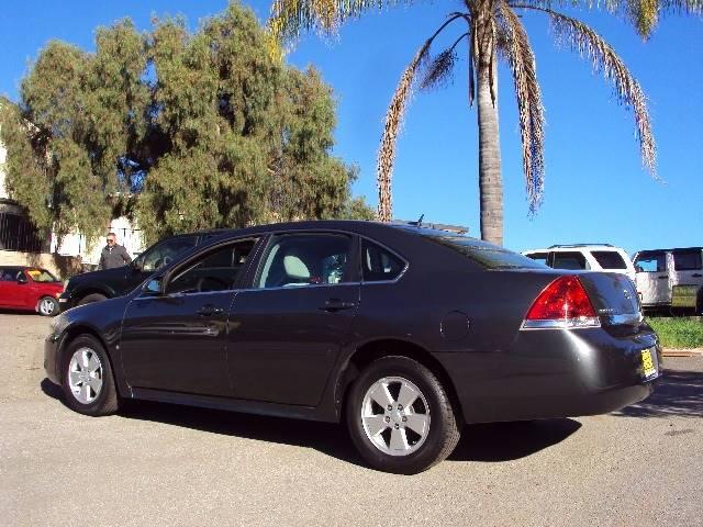 2010 Chevrolet Impala LT 4dr Sedan - San Luis Obispo CA