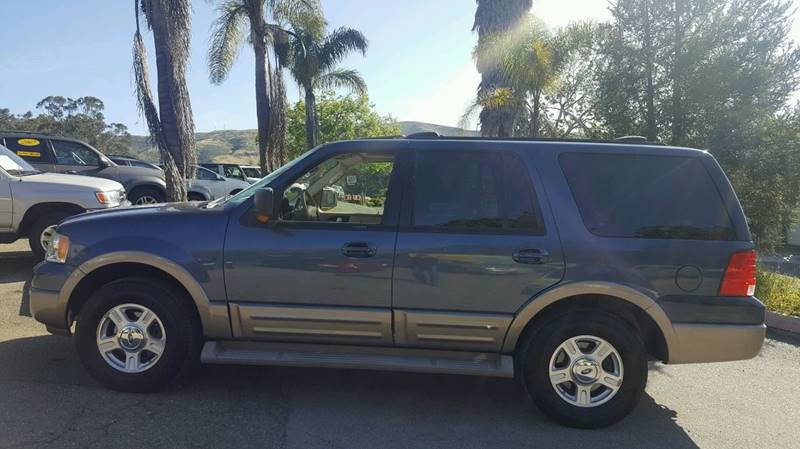 2004 Ford Expedition Eddie Bauer 4dr SUV - San Luis Obispo CA
