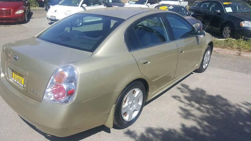 2004 Nissan Altima 2.5 S 4dr Sedan - San Luis Obispo CA