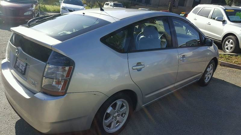 2004 Toyota Prius 4dr Hatchback - San Luis Obispo CA