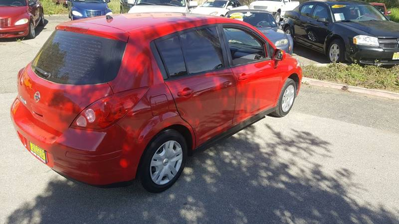 2012 Nissan Versa 1.8 SL 4dr Hatchback - San Luis Obispo CA
