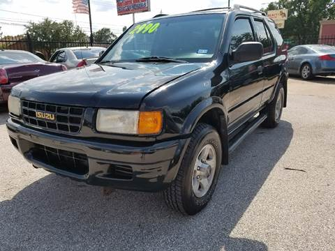 1999 Isuzu Rodeo for sale in Houston, TX