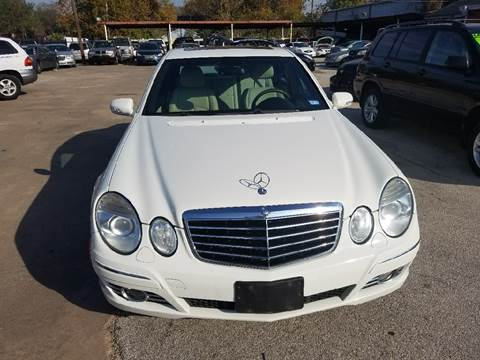 2007 mercedes benz e class for sale in houston tx for Mercedes benz north houston tx